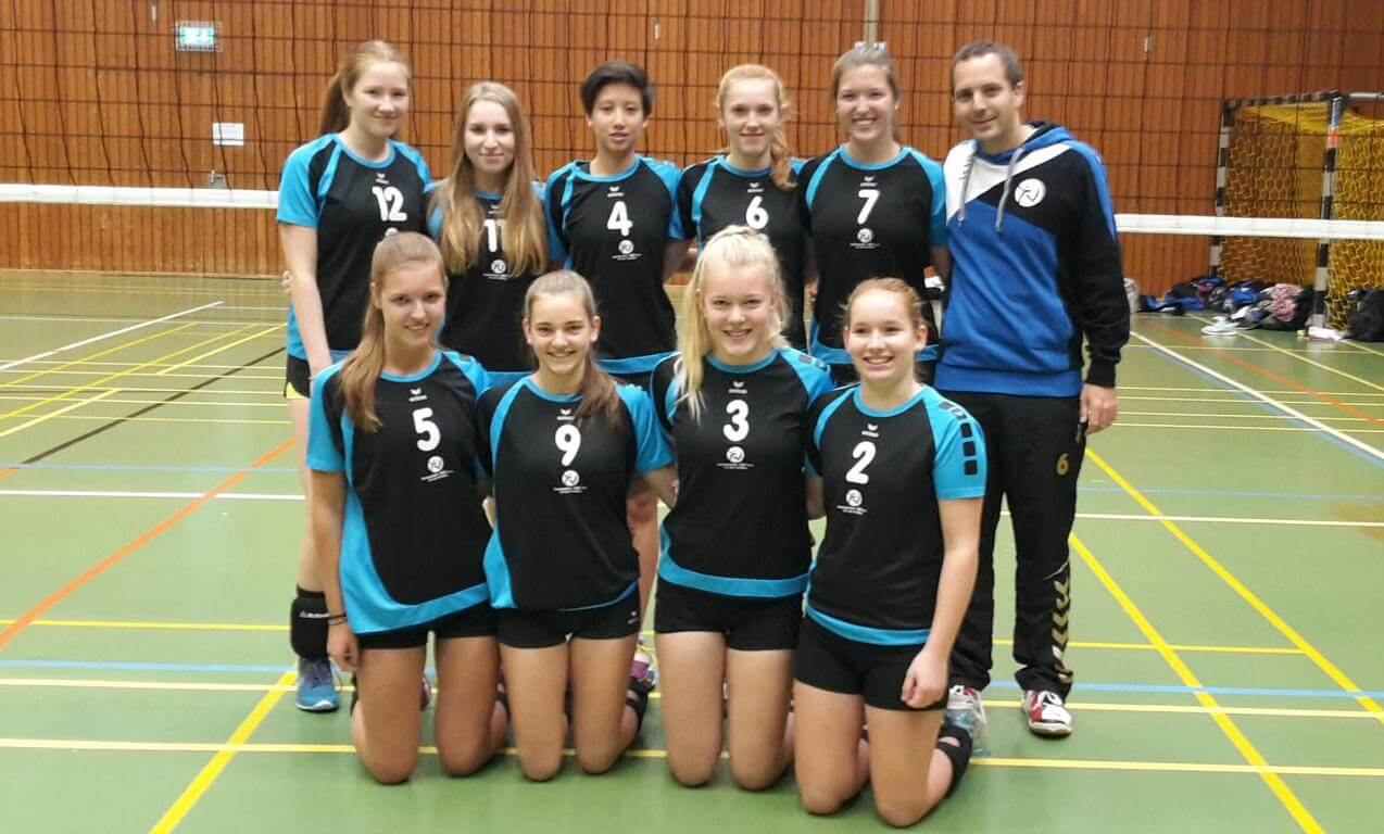 Volleyball – Pfalzmeisterschaft U20 weiblich