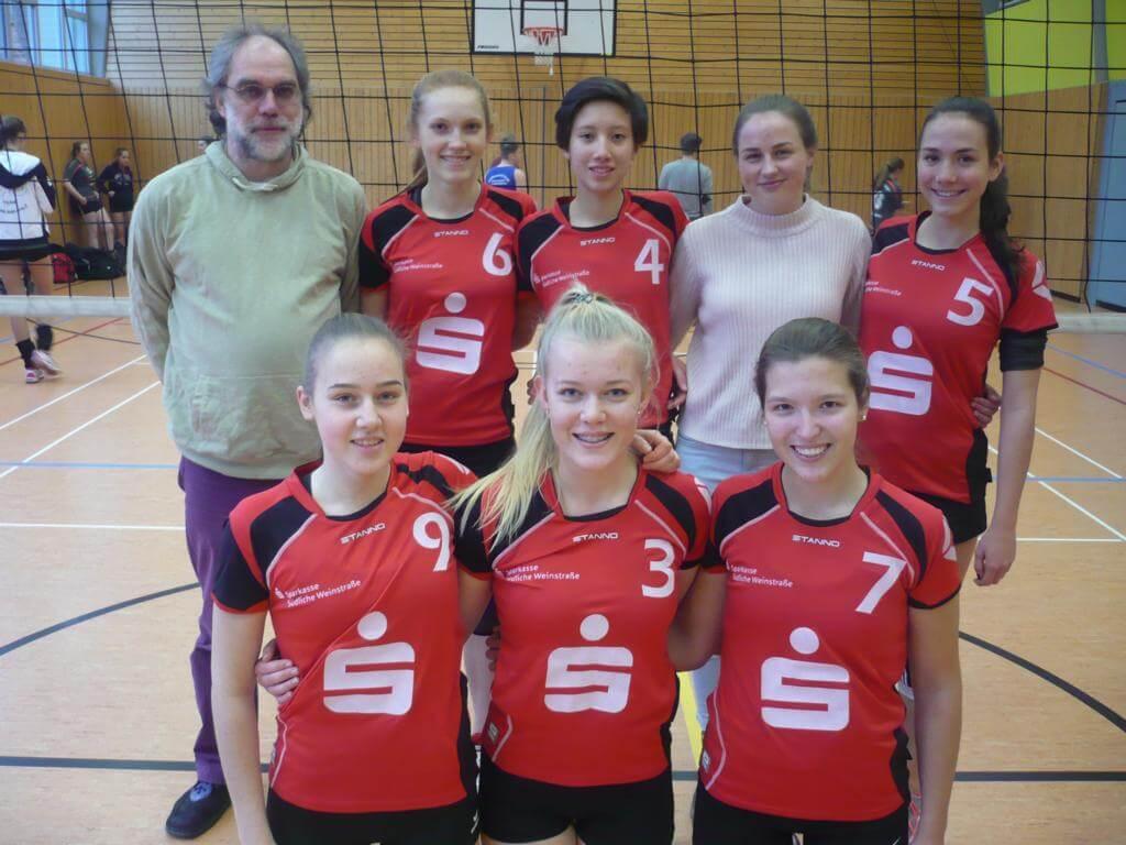 WK I Mädchen Vorrunde 2016-2017