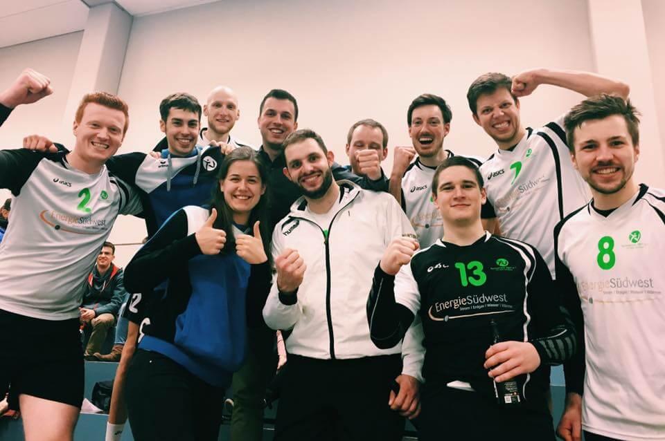 RLH – 11.02.2017 – Heimspiel gegen TSV Speyer