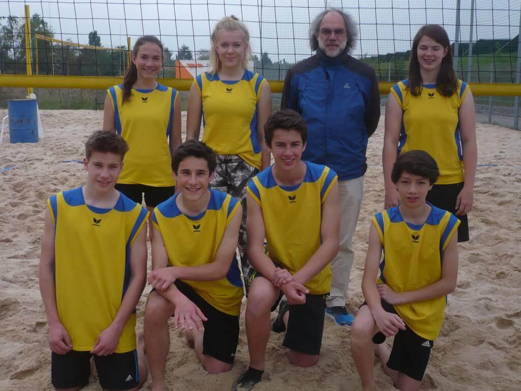 Beach WK II – Vorrunde 2017