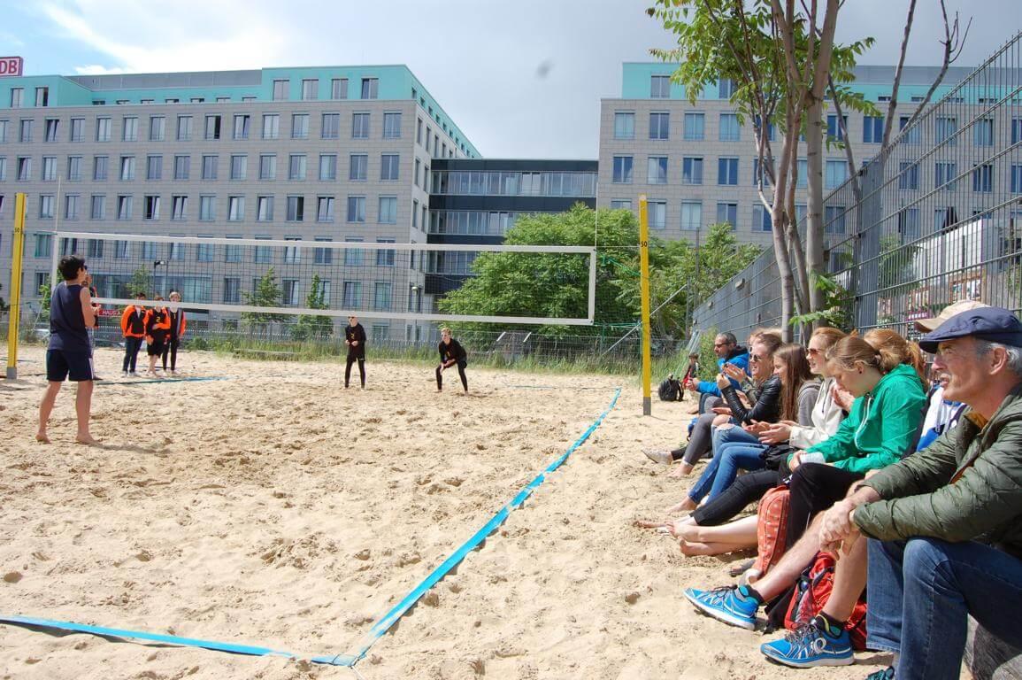 Deutsches Turnfest 2017 in Berlin: Nachbericht der Beachvolleyballer