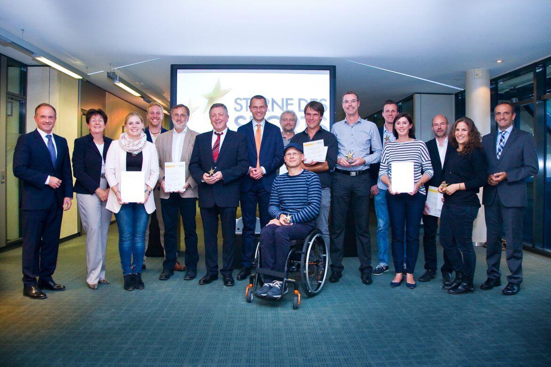 Preisträger der Sterne des Sports 2017_2