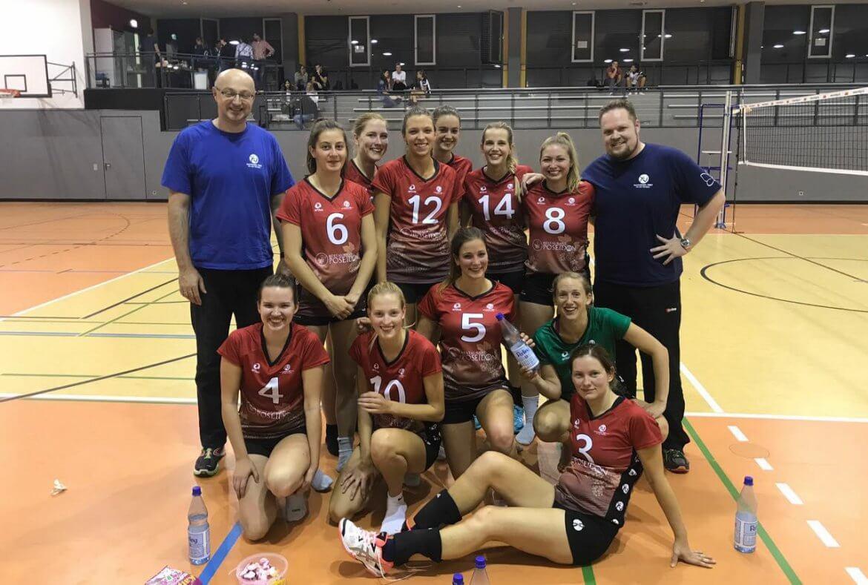 Reginalliga Damen – Mannschaft 2017