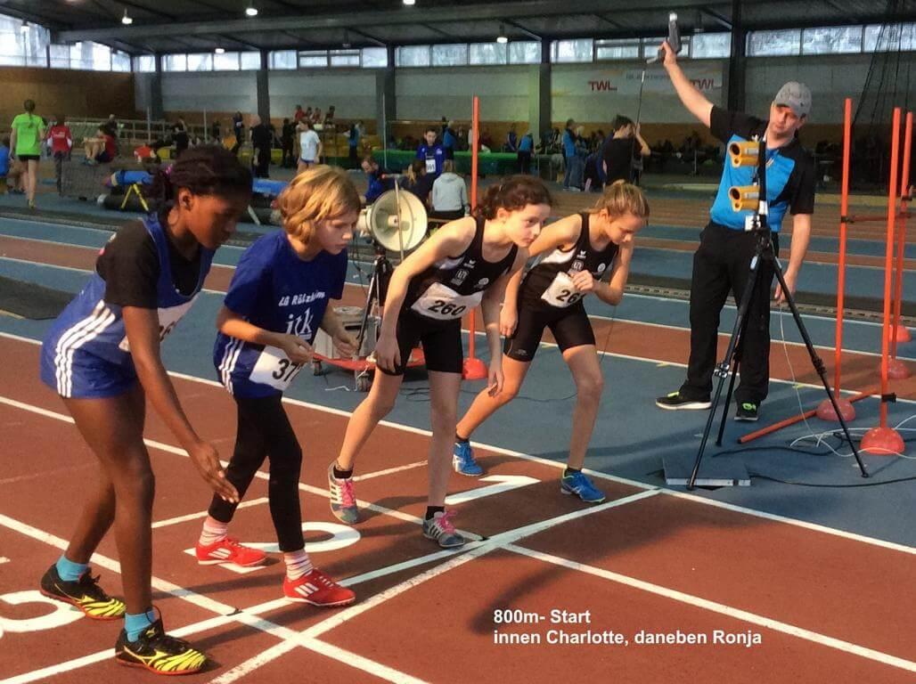 Leichtathletik-Hallenmeisterschaften der Vorderpfalz
