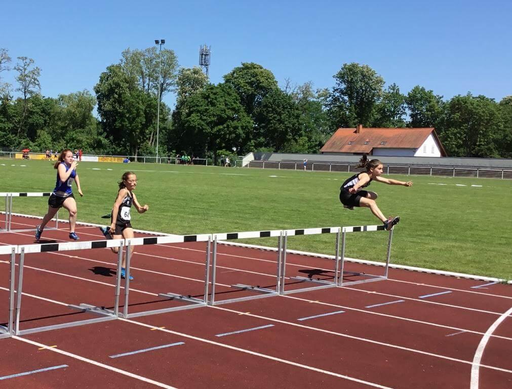 Leichtathletik-Bezirksmeisterschaften