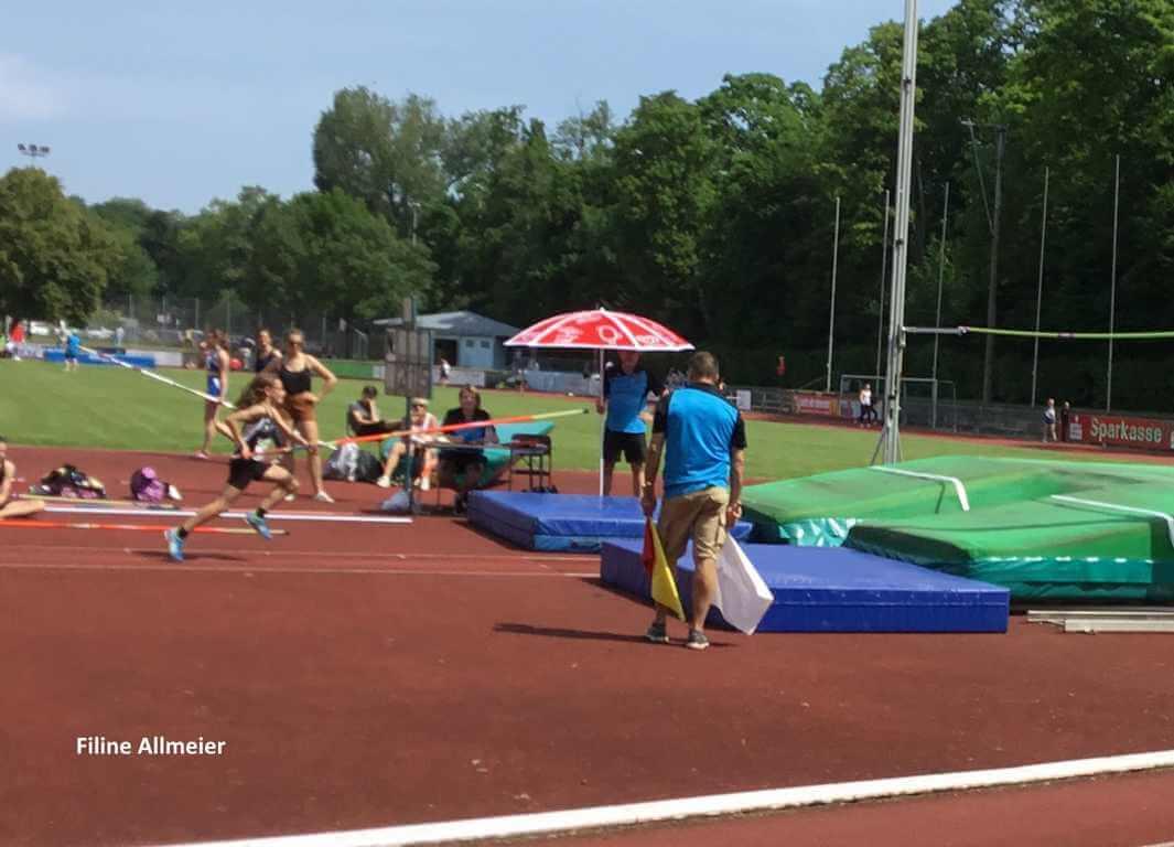 Pfalzmeisterschaften der Leichtathleten im Südpfalzstadion