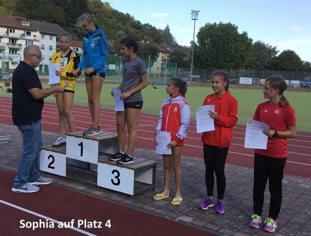 Leichtathletik – Pfalzmeisterschaften in Neustadt
