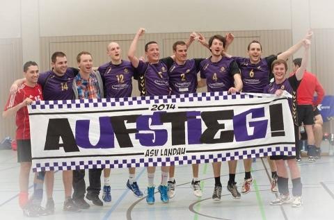 Herren 1 - Oberliga Südwest 2013/2014