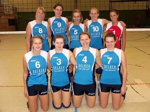 Damen 1 - Oberliga Südwest 2010/2011