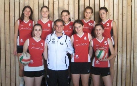 Damen 2 - Bezirksklasse 2012/2013