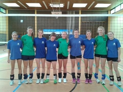 Damen 2 - Pfalz-Bezirksliga 2014/2015