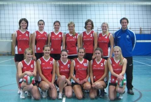 Damen 3 - Bezirksklasse 2010/2011