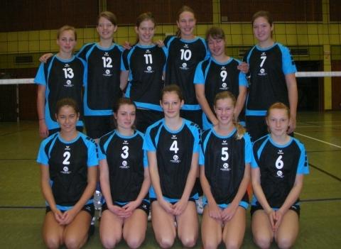 Damen 3 - Bezirksklasse Ost 2012/2013