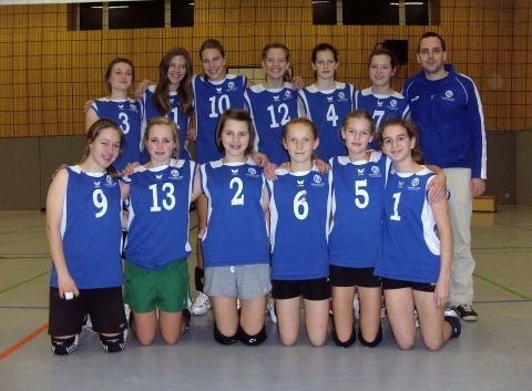Damen 3 - Kreisliga 2011/2012