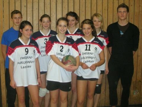 Damen 4 - Kreisklasse Süd 2010/2011