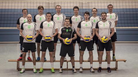 Herren 1 - Regionalliga Südwest 2014/2015