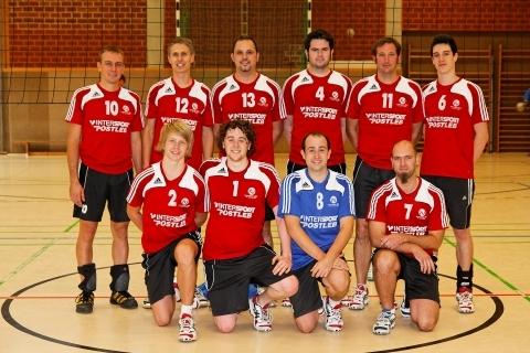 Herren 2 - Verbandsliga 2011/2012