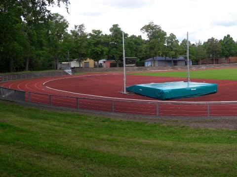 Sportstätten und Anfahrt