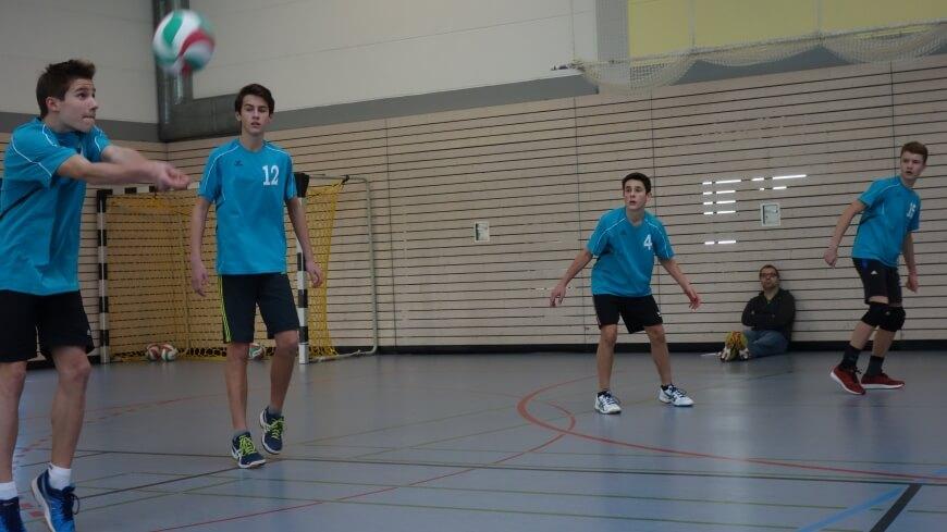 Rheinland-Pfalz-Meisterschaft U16 männlich in Heiligenstein
