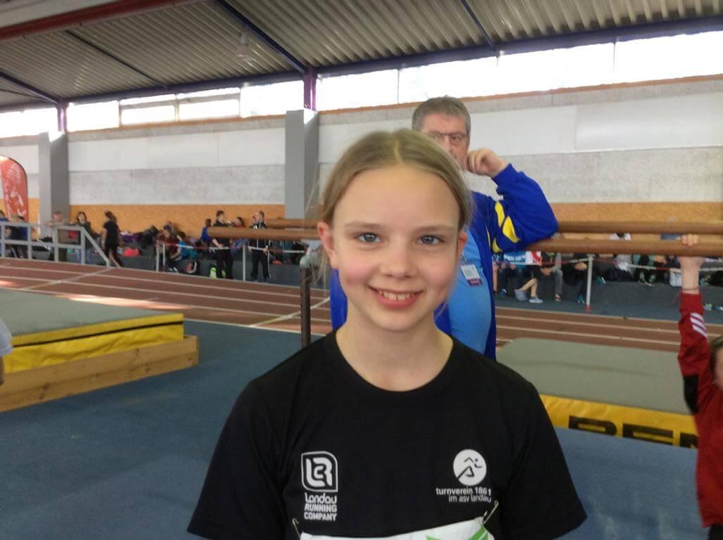 Leichtathletik U14 Pfalz- Hallenmeisterschaften 2017