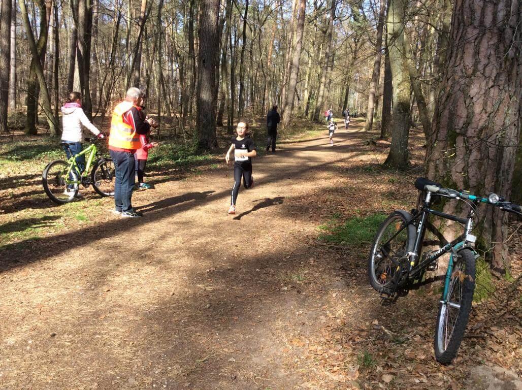 Waldlaufmeisterschaften in Rheinzabern
