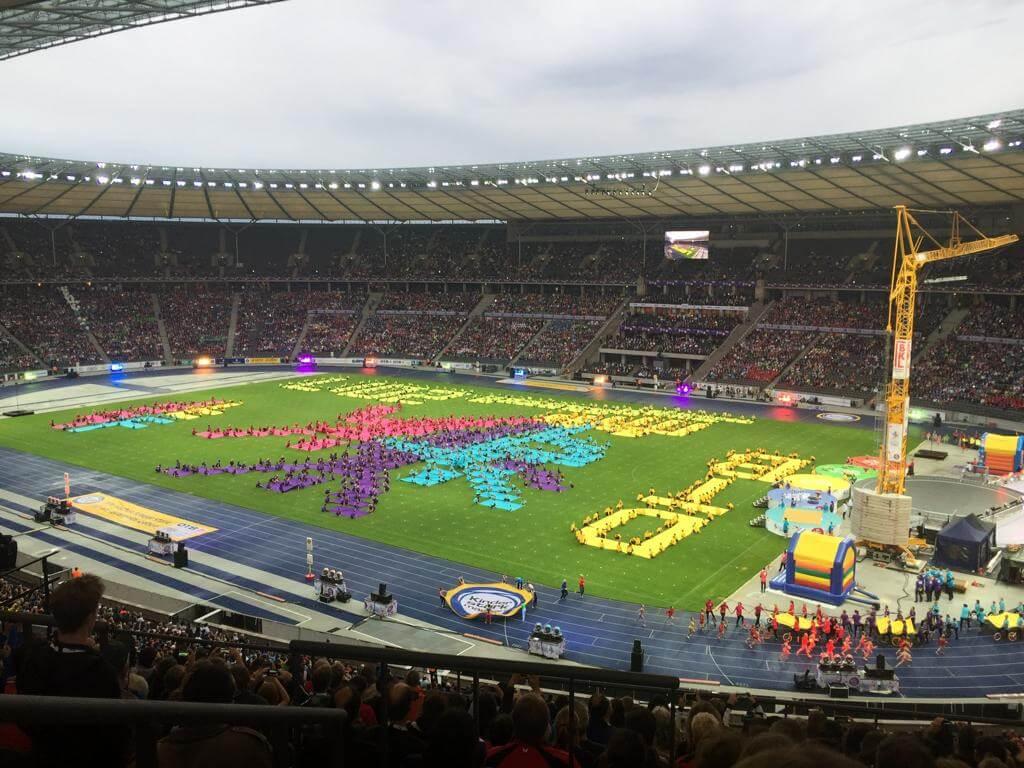 Deutsches Turnfest 2017 in Berlin: Nachbericht der Trampolinturner