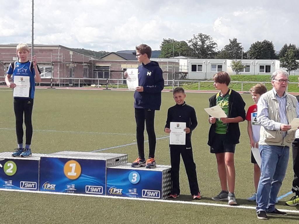 Rheinland-Pfalz-Meisterschaften 2017 Schweich U14