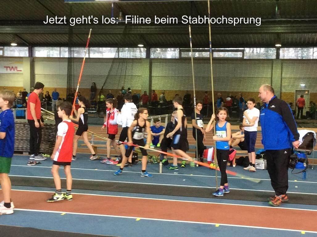 2. Wettkampftag der Pfalz-Hallenmeisterschaften