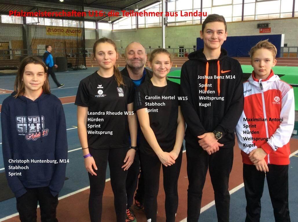 Schülerleichtathletik: Toller Start in die Hallensaison