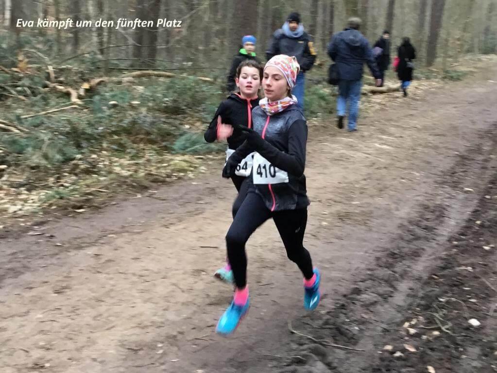 Gute Ergebnisse bei Waldlaufmeisterschaften inDudenhofen