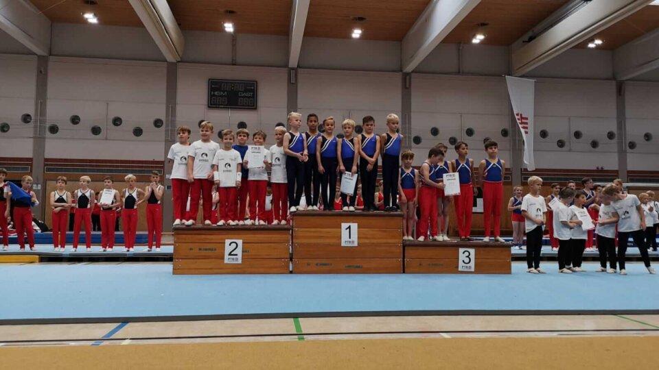 Pfalz-Mannschaftsmeisterschaften Gerätturnen männlich
