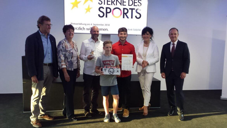 Sterne des Sports – Südpfalz – 1. Platz