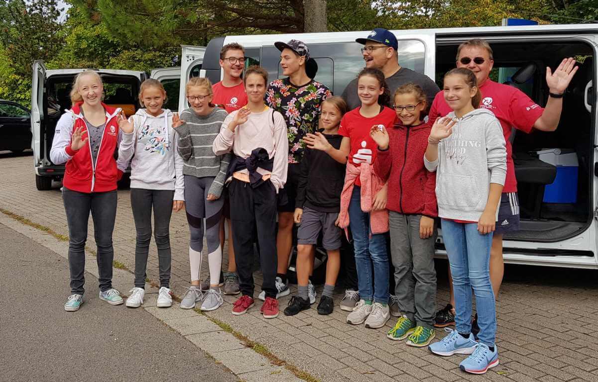 Deutsche Mehrkampfmeisterschaften des DTB inEinbeck